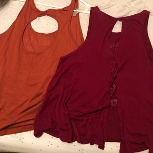Tops - 3 for $12 Rue 21 Tank Tops